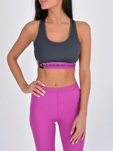 CALVIN KLEIN PERFORMANCE High Support Sports Bra size M