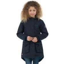 Abbigliamento impermeabile blu per bambine dai 2 ai 16 anni