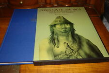 NW COAST OF AMERICA-ICONOGRAPHIC ALBUM OF THE MALASPINA EXPEDITION BY M.D.HIGUER