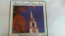 How Great Art Thou-Music of Faith and Inspiration-5LP Record Box Set       lp101