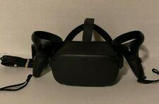 Oculus Quest 64GB VR Headset 1st Gen Black Tested Used *Read Description*
