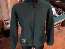 NCAA Oregon Ducks Ladies Green Zips Up Front Jacket Size Small by Gear for Sport