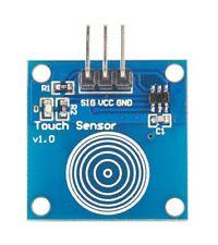 TTP223B Digital Touch Sensor Arduino Raspberry PI (0038)