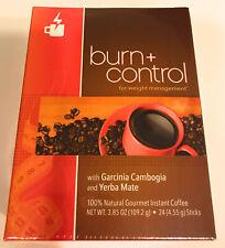 New listing Javita Weight Loss Burn and Control Instant Coffee 1 box (24 sticks)