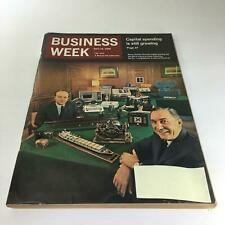 Business Week Magazine: April 16 1966 - Charles Thornton And Roy Ash