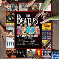 1000 Piece Wooden puzzle Beatles Jigsaw large puzzle Adult Game Toy Gift
