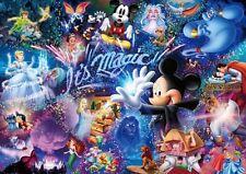1000 Piece Jigsaw World's Smallest Disney It's Magic! Japan import