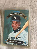 1991 Donruss Diamond Kings Frank Thomas #DK-8 White Sox