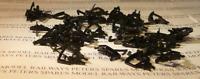 Dapol COUP4 20 Pairs (40 Pack) Of Tension Lock Couplings OO Gauge