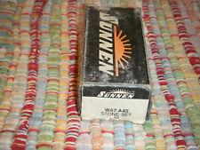 New Sunnen Stone Set W47 A 45 For Portable Hones 41 60 Aluminum Oxide