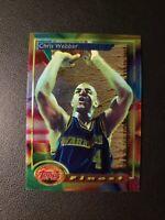 Chris Webber 1993-94 Topps Finest Rookie #212