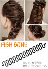 magic Hair Braider twist CRISS CROSSER Herringbone Styling Tool Fishtail Braid