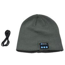 Bluetooth Mütze Headset Kopfhörer Bluetoothmütze Headsetmütze Beanie Mütze Musik