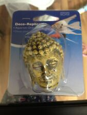Penn-Plax Aquarium Decoration Mini Buddha Head 5cm Brand New