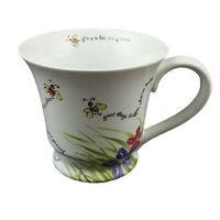 Mary Kay 12oz Bumble Bee BEELIEVE Coffee Tea Cup Mug Retired