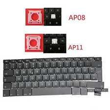 ERSATZ-TASTE KEY für MACBOOK A1369 A1398 A1502 Tastatur Keyboard AP08/AP11