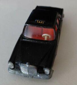 SIKU V256 MERCEDES BENZ  250 SE Taxi schmale Bereifung