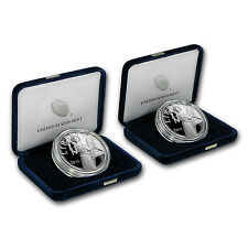 2016 2-Coin American Liberty Silver Medal Proof Set (S & W Mints) - SKU #117647