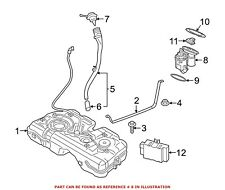 For BMW Genuine Electric Fuel Pump 16117300463