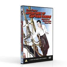 Adventures of Captain Fabian (NEW & SEALED DVD)