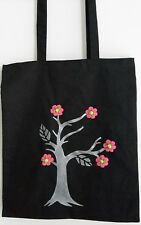 Cotton TOTE Bag long handles- Shopping Bag- Gifts- Re-Usable bag- Carrier Bag