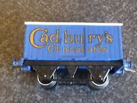 VINTAGE HORNBY TRAINS 'O' GUAGE PRIVATE OWNERS VAN CADBURY'S CHOCOLATES VGC