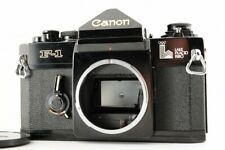 N.MINT CANON F-1 LAKE PLACID 1980 Model  Body only from JAPAN
