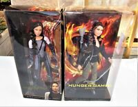 Barbie Collector Black Label The Hunger Games Katniss / Catching Fire lot set