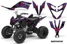 Yamaha Raptor 250 AMR Racing Graphic Kit Wrap Quad Decals ATV All Years NRHSTR