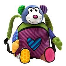 Romero Britto MATISSE THE MONKEY BACKPACK Disney Traditions 4028003