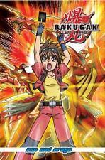 Bakugan Battle Brawlers: Dan and Drago ( Cartoon Network ) Used - VeryGood