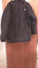 Nike men's coat,size L,hood,used,very good ondition,black