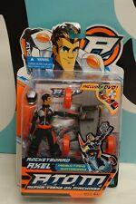 Atom Alpha Teen of Machines Rocketboard Axel Action Figure