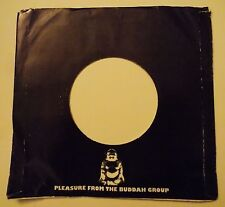 "BUDDAH RECORDS 7"" 45 RPM Original Record Company Sleeve ~ USED ~"