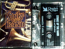 STRIKE UP THE BAND CASSETTE 5 RDC 92655 COLDSTREAM GUARDS MARINES HOUSEHOLD