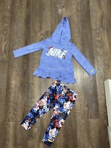 VGUC girls Nike 2pc outfit size 2T