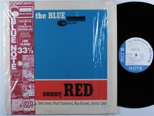 SONNY RED Out Of The Blue BLUE NOTE LP VG+ mono france 1983 reissue obi SHRINK >