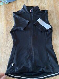 Rapha Women Black Classic Short Sleeve Jersey XXS