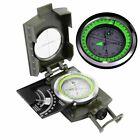 Professioneller Marschkompass Metall Peil Kompass Bundeswehr Compass Reisen 360Kompasse - 37408