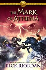 The Mark of Athena by Rick Riordan (2012, Hardcover)