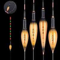 Battery Operated Waterproof Electric Fishing Float Bobber Night Tackle Accessory