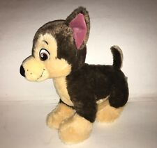 Build A Bear Bab Paw Patrol Chase Police Brown Puppy Dog Plush Stuffed Toy 16""