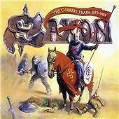 Saxon - The Carrere Years 1979-1984 (2012)  4CD  NEW/SEALED  SPEEDYPOST