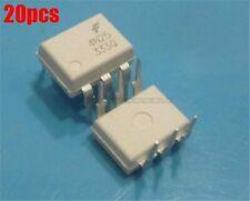 20Pcs Transistor Optoisolator Dip 4N25 6Pin New Ic vn