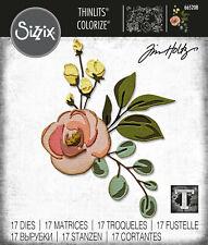 Sizzix Thinlits Die Set 18pk - Bloom Colorize by Tim Holtz