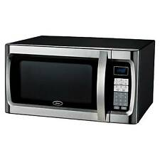 Oster 1.3 Cu. Ft. 1100 Watt Microwave Oven - Black OGZF1301