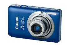 Canon PowerShot ELPH 100 HS - 12.1MP Digital Camera - BLUE