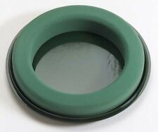 """14.5"""" Oasis, design dish ring, Fresh flower form, wet floral foam, candle ring"""