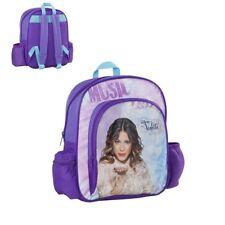 DISNEY VIOLETTA - CHILDREN BACKPACK - SCHOOL AND GIRL TRAVEL BAG