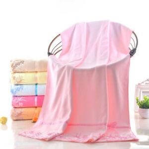 "Towels set 2 pcs Face towel Dry hair towel lace towels soft absorbent 29""X13.8"""